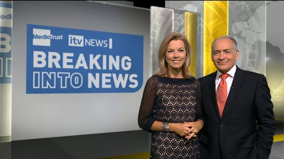 Mary Nightingale and Alastair Stewart
