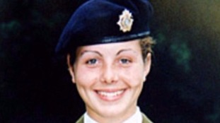 Private Cheryl James died at Deepcut barracks in 1995