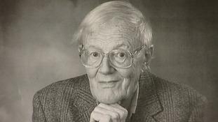 Bill Tutte who was key to breaking the Lorenz machine's code.