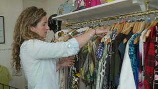 Emma Savage owns a small clothes shop