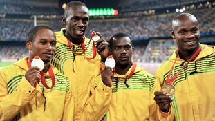 Usain Bolt 'could be stripped of Beijing Olympic gold'
