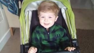 Two-year-old Harry House's death is being treated as murder