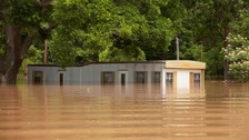 Southeast Texas has been hit by severe flooding in recent days