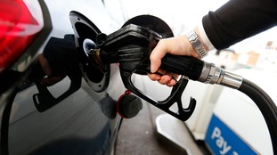Petrol and diesel prices have risen for the third month in a row