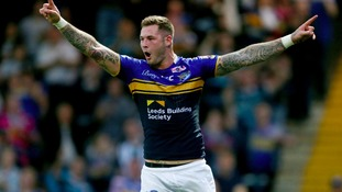 Leeds Rhinos put Zak Hardaker on transfer list