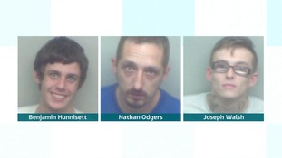 Trio jailed for 'terrifying' Kent residents with shotgun