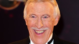 Sir Bruce Forsyth pulls out of wife's business launch due to 'mobility issues'
