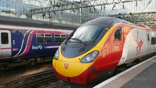 West Coast Main Line FirstGroup Virgin