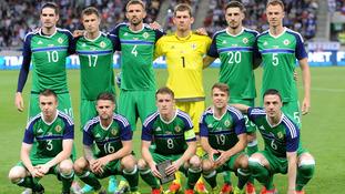 NI team in Slovakia