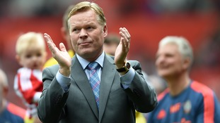 Southampton manager Ronald Koeman has been linked with a move to Goodison Park.