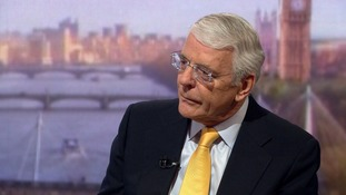 John Major 'angry at deceitful and misleading Leave campaign'