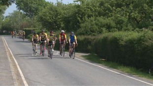 500km charity cycle for injured rugby star Owen Williams
