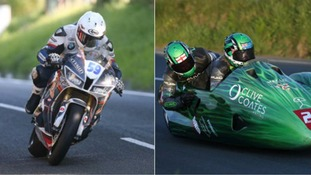 Tributes paid to two riders killed during the Isle of Man TT