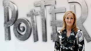 JK Rowling hits out at 'bunch of racists' over the casting of Hermione in new Potter play