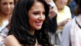 Singer and X Factor judge Tulisa Contostavlos