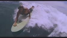 Bruno Hansen, from Truro, was paralysed 17 years ago