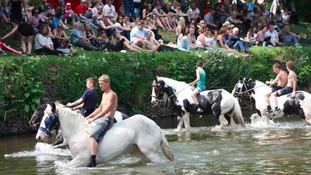 The Appleby Horse Fair in pictures.