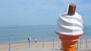'By the seaside' Morecambe in early June 2016   CHRIS COATES