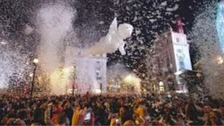 A scene from Place des Anges at Piccadilly