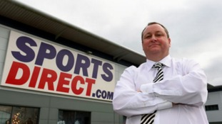 Sports Direct boss to appear before MPs