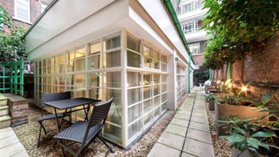 Is this central London's only bungalow?