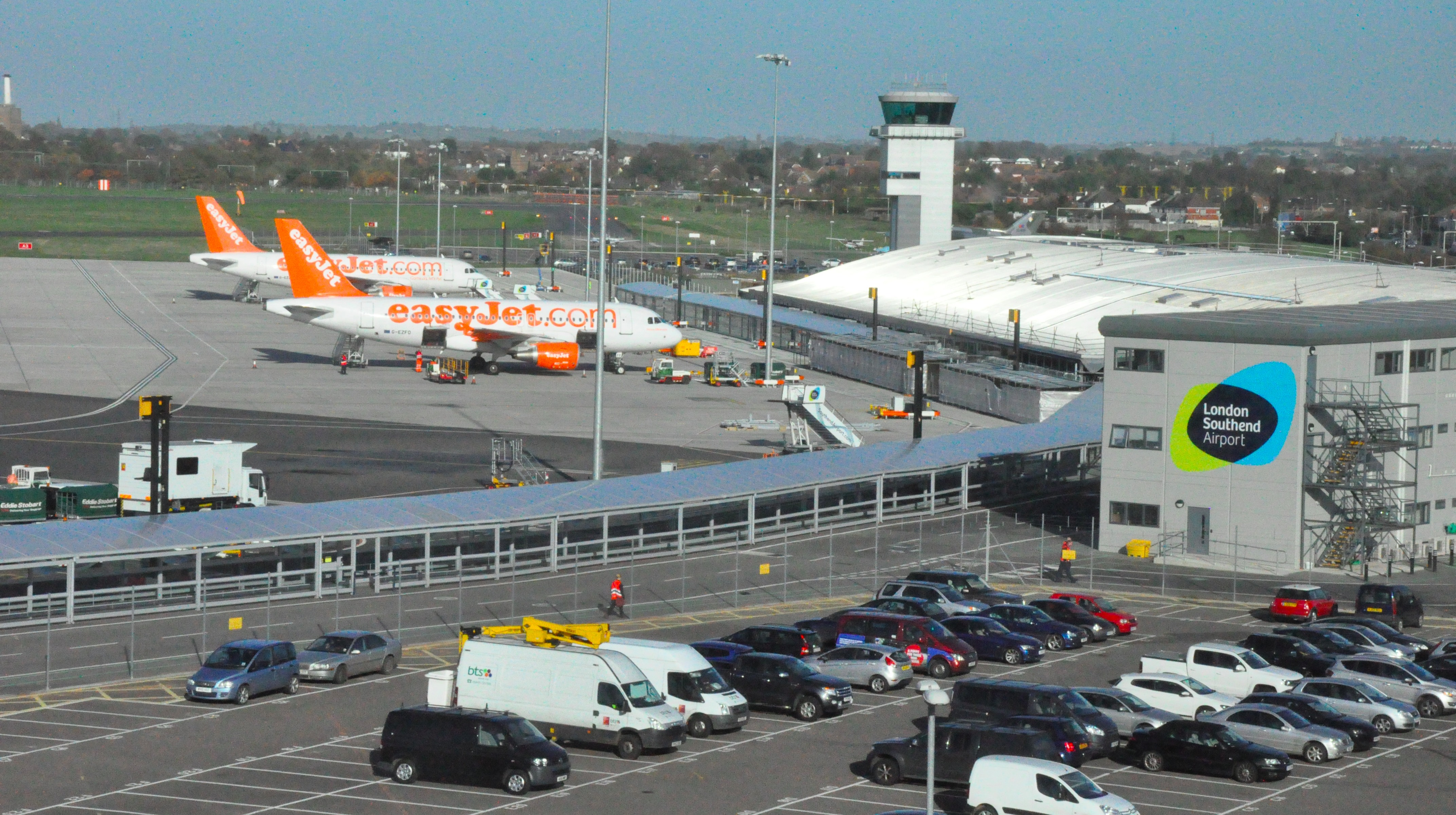 ... Airport has the country's happiest travellers | Anglia - ITV News