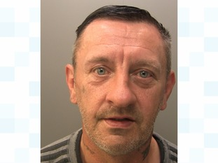 49-year-old Stephen Harrison was last seen at his home on Sunday night.