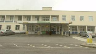 Princess Alexandra Maternity Wing at the Royal Cornwall Hospital