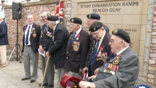 Veterans remember D-day for perhaps the last time