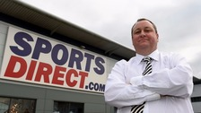 Mr Ashley has said he intends to defend Sports Direct's good name