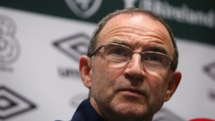 Martin O'Neill apologises for 'inappropriate' comment