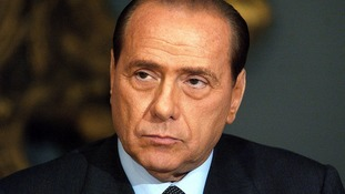 Silvio Berlusconi admitted to hospital for heart condition