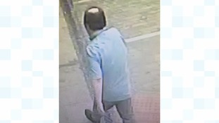 Police release cctv image of a man they want to identify