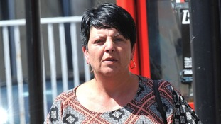 Leahy, a mum-of-three of Longsight, Manchester, has now been sentenced