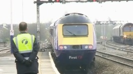 First Great Western trains