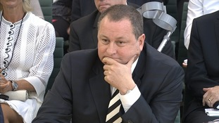 Mike Ashley announced in December he would personally oversee a review of working practices at the Shirebrook warehouse.