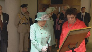 Queen tells AMs she has no doubt they will 'continue to succeed' as they face new challenges