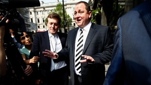 Mike Ashley admits Sports Direct broke law and made mistakes
