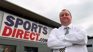 Mike Ashley: 'Sports Direct may have outgrown me'