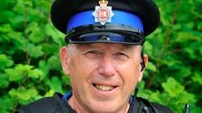 Community support officer Phil Elliot