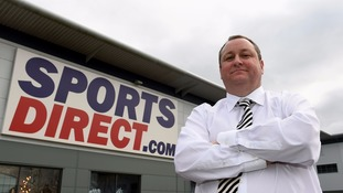 Is Sports Direct just 'too big' for one man?