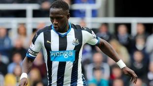 Newcastle midfielder talks of desire to leave club