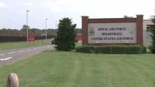 Man who died in crash close to Lakenheath Village confirmed as Airman stationed at RAF Mildenhall.