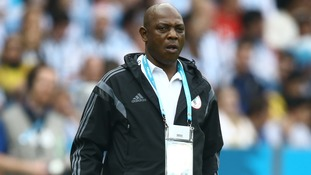 Ex-Nigeria captain and manager Keshi dies