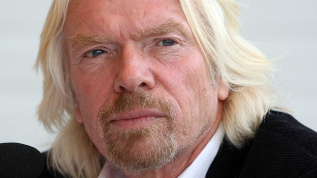 File photo dated 11/10/2011 of Sir Richard Branson