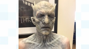 A look inside the Dartford Game of Thrones prosthetics studio