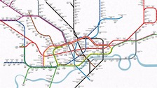 Cost of square foot of property varies wildly according to tube station