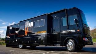 'ManVan' mobile cancer support unit celebrates second birthday