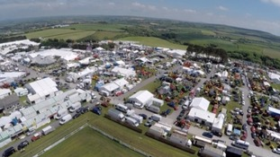 Thousands expected at Royal Cornwall Show