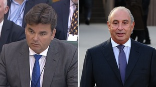 Dominic Chappell/ Sir Philip Green